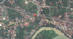 Peta Rumah P yanto
