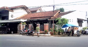 Rumah P Yanto, rangkasbitung