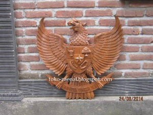 Ukiran Garuda Pancasila